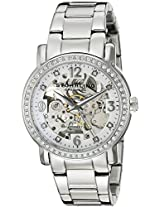 Stuhrling Original Classic Analog Silver Dial Women's Watch - 531L.11112
