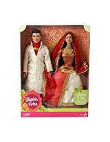 Barbie Barbie and Ken in India (Color May Vary)