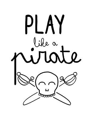 Vinilo Play Like A Pirate