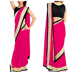Talreja Sarees Designer Lehenga Choli - Pink