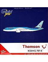 Gemgj1432 1:400 Gemini Jets Thomson Boeing 787 8 Reg #G Tuib (Pre Painted/Pre Built)