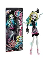 "Mattel Year 2013 Monster High ""Frights, Camera, Action!"" Hauntlywood Series 11 Inch Doll Set Black Carpet Lagoona Blue ""Daughter Of The Sea Monster"" With Purse"