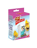 Vitapol XL Mineral Block for Birds Natural - 190 gm