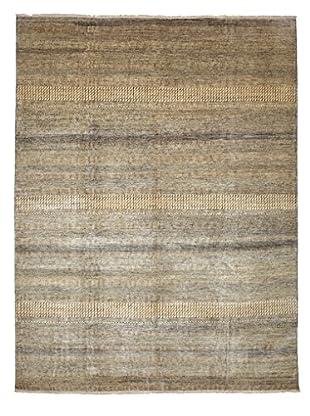 Darya Rugs Modern Oriental Rug, Brown Sugar, 8' x 10' 3
