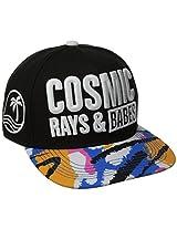 neff Men's Cosmic Cap, Black, One Size