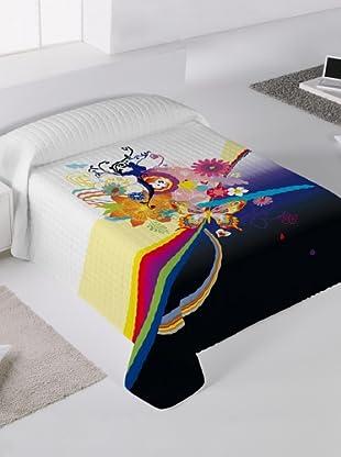 Kashi Kisu By Reilly Colcha Bouti Agy (Multicolor)
