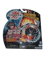 Bakugan Battle Brawlers Booster Pack Series 1 - Darkus Black Laserman
