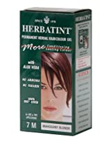 Herbatint Herbal Haircolor Permanent Gel 7M Mahogany Blonde 4.50 oz