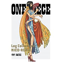 "ONE PIECE Log  Collection  �gNICO�EROBIN"" [DVD]"
