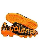 Nivia Encounter Football Stud White/Black UK 9