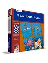 ToyKraft Sea Animals