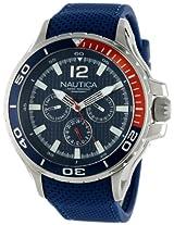 Nautica Men's N17613G NST 02 Classic Analog Watch