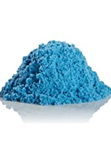 Ispace 2.2 Lb Blue Play Sand Kinetic Sand Sands Alive Never Dries Out