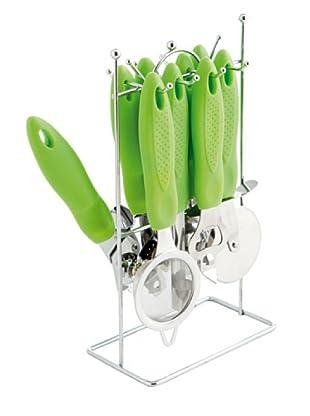 Arcuisine Set 7 Gadgets Cocina Modelo Ceos Green