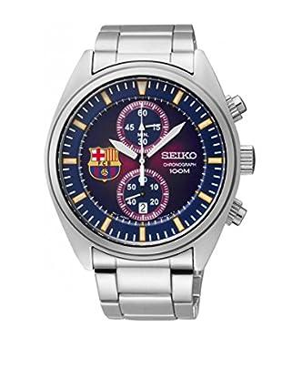 Seiko Reloj con movimiento cuarzo japonés SNN265P1 43 mm