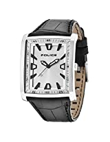 Police Analog White Dial Men's Watch - PL14002JS/04
