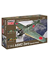 Minicraft A6M2 Zero IJN/IJA Airplane Model Kit (1/144 Scale)