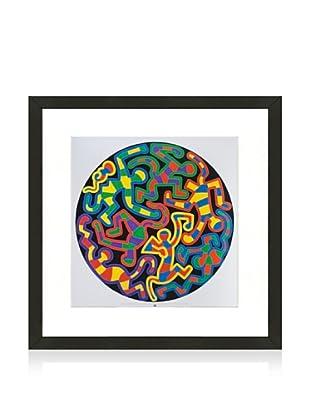 Monkey Puzzle, Keith Haring