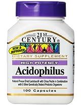 21st Century Acidophilus Capsules