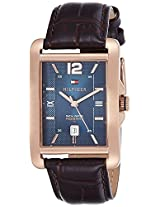 Tommy Hilfiger Analog Blue Dial Men's Watch - TH1791198J