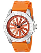 "Android Men's AD778ARG Time Machine ""Sport Edition"" Analog Display Automatic Self Wind Orange Watch"