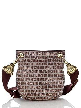 Love Moschino Handtasche JQD (Braun)