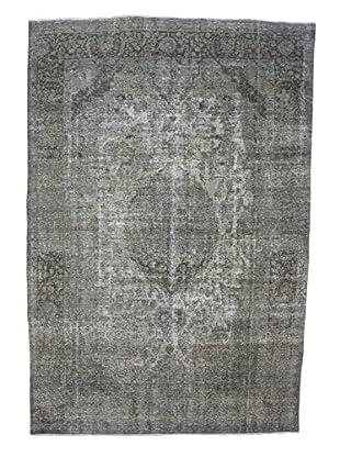 Darya Rugs Oriental Rug, Green, 7' x 10' 3