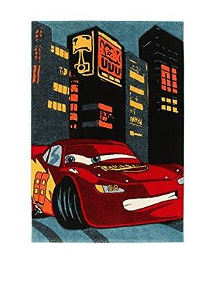 Disney Teppich Disney Premium Cars City Race
