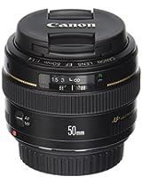 Canon EF 50mm f/1.4 USM Prime Lens for Canon DSLR Camera