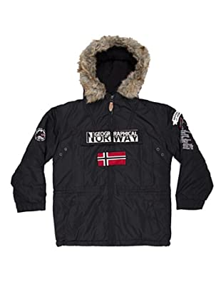 Geographical Norway/ Anapurna Anorak Aaron Boy (negro)