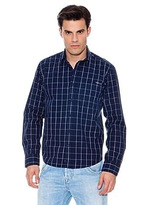 Pepe Jeans London Camisa Megamind (Marino / Blanco)