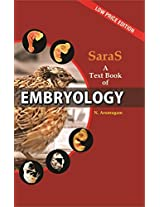A Text Book of Embryology (Developmental Zoology)