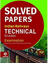 Solved Paper Railway Recruitment Boards RRB (Technical Cadre) 2016
