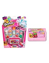 Shopkins Season 4 Bundle 12 Pack And 2 Pack!
