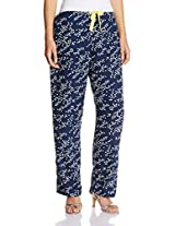 Miss Chase Women's Printed Casual Relaxed Pants