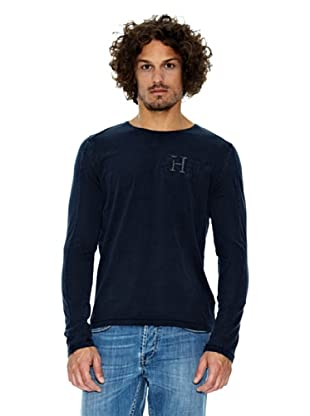 Chevignon Camiseta (Azul Marino)