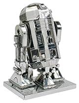 Tenyo Star Wars Metallic Nano Puzzle R2-d2 (Tm) Smn-01