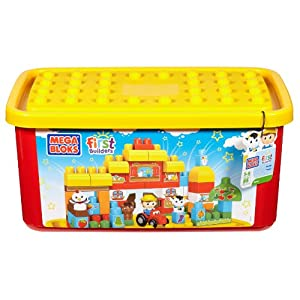 Mega Bloks First Builders Farm (Tub)
