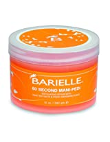 Barielle 60 Second Mani-Pedi, 12-Ounce Jar