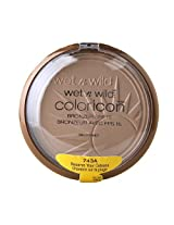 Wet N Wild Color Icon Collection Bronzer Spf 15, Reserve Your Cabana 0.46 Oz / 13 G