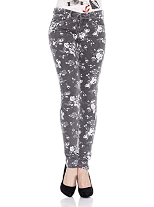 Pepe Jeans London Pantalón Courtnell (Gris)