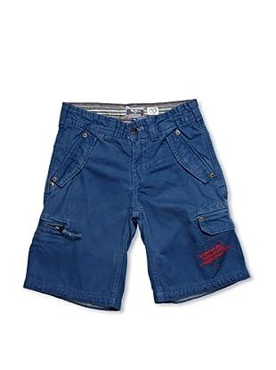 Pepe Jeans London Bermuda Aldan (Azul)