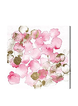 Oliver Gal 'Pretty In Pink Bouquet' Canvas Art
