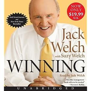【クリックで詳細表示】Winning Low Price CD: Jack Welch, Paul Hecht: 洋書