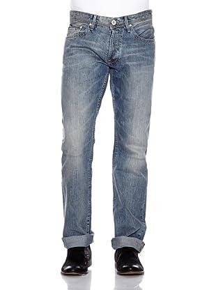 Tom Tailor Pantalón Vattaro (Azul)