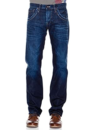 Pepe Jeans London Vaquero Tooting (Azul Índigo)