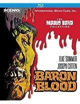 Baron Blood: Kino Classics' Remastered Edition [Blu-ray]