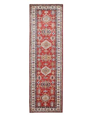 Kalaty One-of-a-Kind Kazak Rug, Red, 2' 7