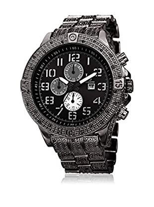Joshua & Sons Reloj con movimiento cuarzo suizo Man 51 mm