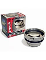 Opteka 2.2x High Definition Telephoto Lens for Canon PowerShot A570 A590 IS Digital Camera